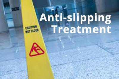 Anti-slipping Treatment